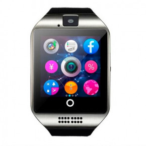 Смарт-часы Smart Q18 UWatch NFC Black 5