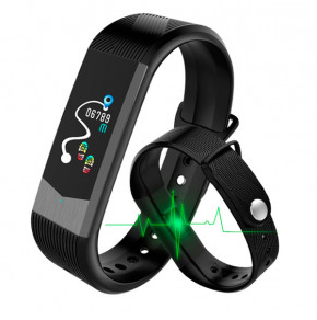 Смарт-часы с сим-картой Smart Skmei Braclet Nano B30 5099 Black 4