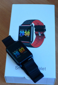 Фотография Смарт-часы Smart Z100 Plus 5098 UWatch Black (9)