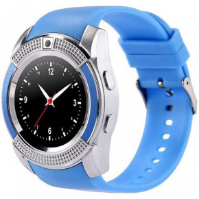 Смарт-часы UWatch V8 Blue