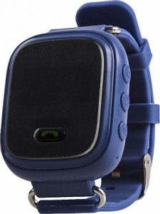 Смарт-часы UWatch Q60 Kid smart watch Dark Blue 2
