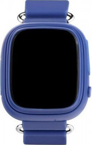 Смарт-часы UWatch Q60 Kid smart watch Dark Blue 3