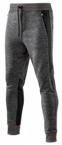 Штаны спортивные мужские Skins Binary Tech Fleece Pant XL Black/Marle