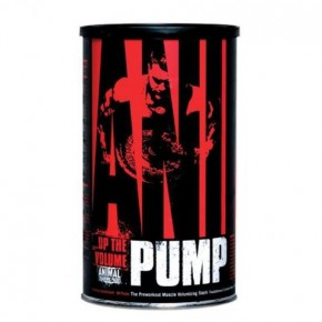Креатин Universal Nutrition Animal Pump 30 пакетов (722)