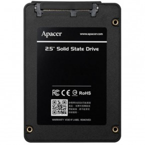 SSD Накопитель Apacer 120GB 2.5 (AP120GAS340G-1) 3