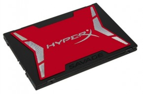 Фото SSD накопитель Kingston 240Gb HyperX Savage (SHSS37A/240G)