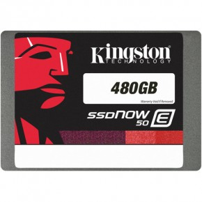 Фото SSD накопитель Kingston Enterprise E50 480GB (SE50S37/480G)