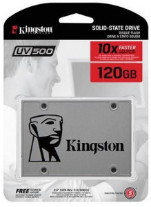 SSD накопитель Kingston UV500 2.5 240 GB (SUV500/240G)