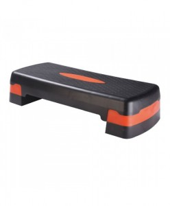Степ-платформа LiveUp Power Step Black -orange (LS3168A)