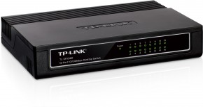 Коммутатор TP-Link TL-SF1016D 16-port