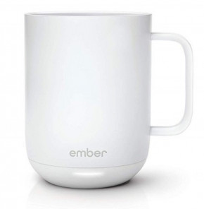 Смарт-чашка Ember Temperature Control Ceramic Mug White