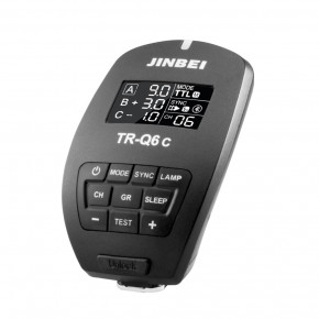 Трансмиттер Jinbei TR-Q6C Bluetooth smart