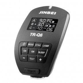 Трансмиттер Jinbei TR-Q6N Bluetooth smart