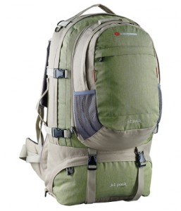 Фото Рюкзак Caribee Jet pack 75 Mantis Green (922330)