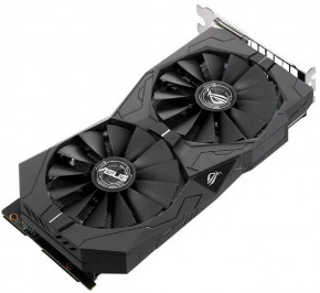Видеокарта Asus GeForce GTX1050 Ti 4096Mb ROG STRIX OC GAMING (STRIX-GTX1050TI-O4G-GAMING) 4