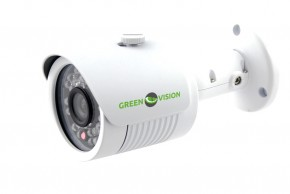 Наружная Камера IP GreenVision GV-005-IP-E-COS24-25