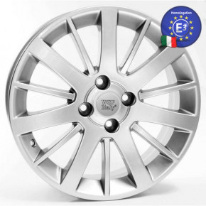 Диски WSP Italy FIAT 5,5x14 CALABRIA FI53 W153 4x98 33 58,1 SILVER ()