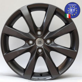 Диски WSP Italy MAZDA 6,5x16 MAGDEBURG MA03 W1903 4x100 50 54,1 ANTHRACITE (DF71 V3 810)