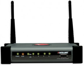 Маршрутизатор Intellinet Wireless 300N 3G 4-port Router (524681)