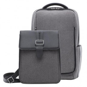 Рюкзак Xiaomi Mi Fashion Commuter Backpack Gray (RM6017001)