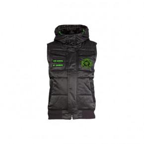 c6d10291e63 Безрукавка зимняя Joma Alaska 8003.12.10 S черная. Купить Безрукавка ...